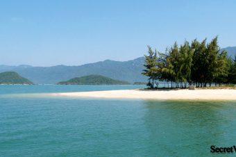 An Binh Beach, the Beach in Orchid Stream Island
