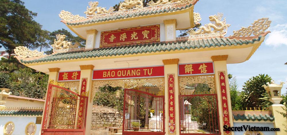 Bao Quang Temple, Chùa Bảo Quang Tự