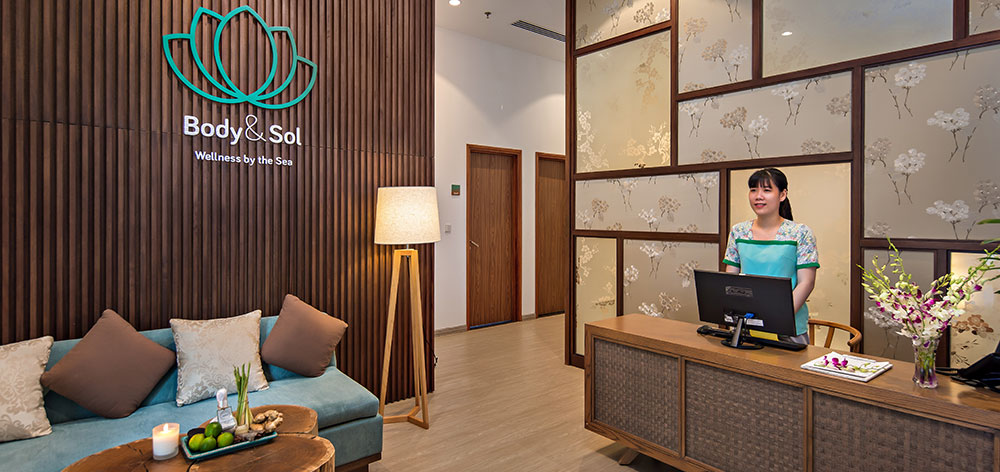 Body & Sol Spa at Sol Beach House Phu Quoc