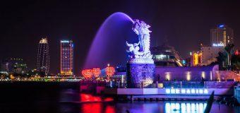 Statue of Ca Chep Hoa Rong