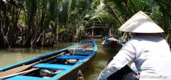 Ho Chi Minh City – My Tho – Ben Tre – Can Tho
