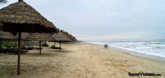 China Beach and Cua Dai Beach