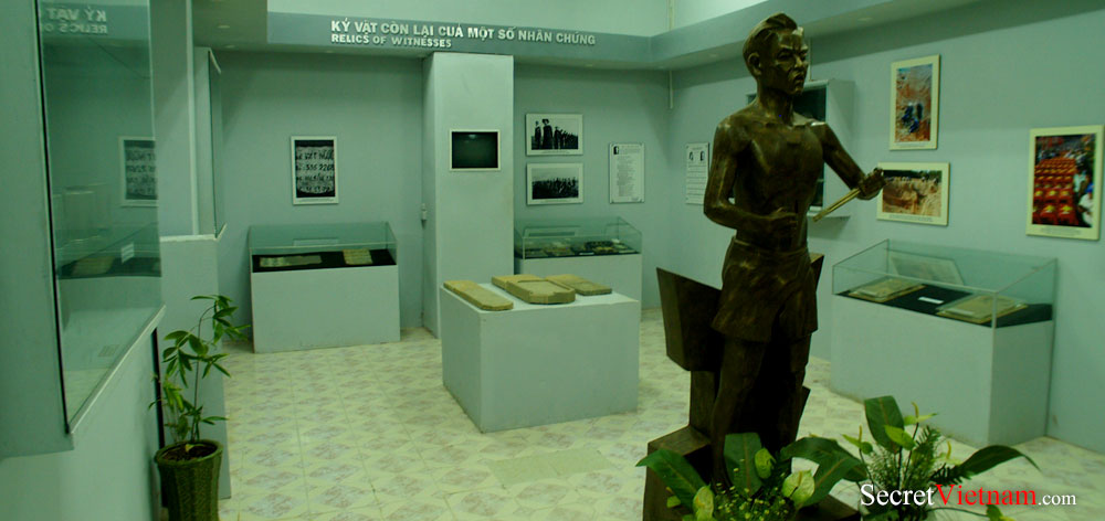 Coconut Tree Prison and Museum