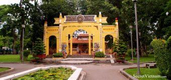 Den Tuong Niem Cac Vua Hung Temple