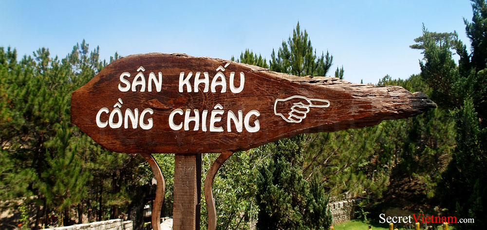 Doi Mong Mo Hill Tourist Area, Dreaming Hill