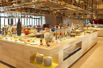 Food Exchange Restaurant at Novotel Phu Quoc Resort