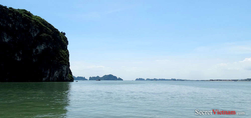 Ba Mun Island, Bai Tu Long National Park