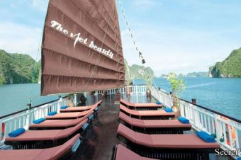Mysterious Nights Halong Bay 1 night on The Viet Beauty Cruise