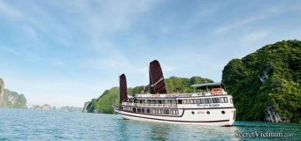 Stay 2 nights on The Viet Beauty Cruise Halong Bay