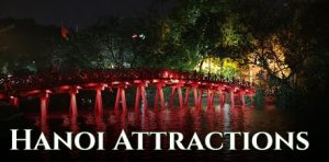 All Hanoi Attractions, What to Do in Hanoi