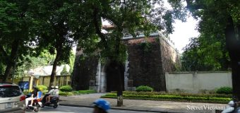 Hanoi Old Citadel – Northern Gate