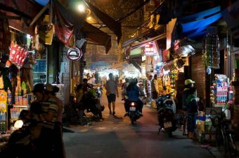 Hanoi's Old Quarter, historic Hanoi, a must-go place, the 36 streets