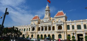 Ho Chi Minh City Hall, People's Committee Building