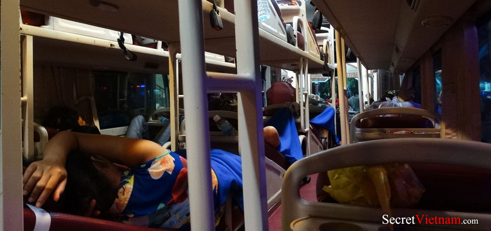 Ho Chi Minh City to Nha Trang by Sleeper BusHo Chi Minh City to Nha Trang by Sleeper Bus