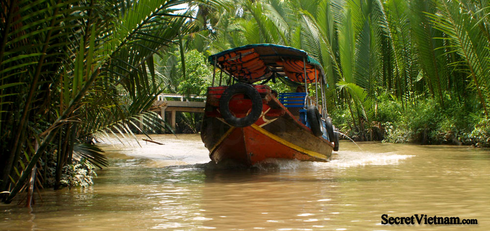 Hon Chong Peninsula a popular destination in Mekong Delta