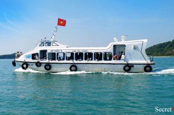 Hon Lon Island in Van Phong Bay