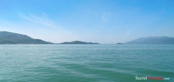 Hon Ong or Whale Island in Van Phong Bay