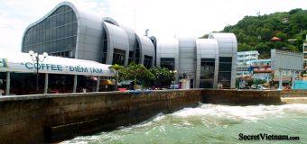 Vung Tau hydrofoil Pier