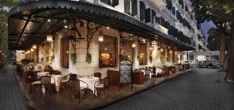 La Terrasse at Sofitel Legend Metropole Hanoi