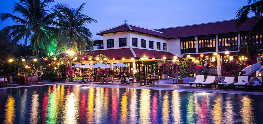 L'Annam Restaurant at Victoria Hoi An Beach Resort & Spa