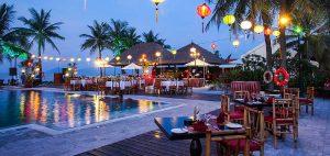 L'Annam Restaurant at Victoria Hoi An Beach Resort & Spa