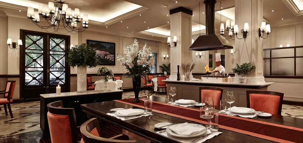 Le Beaulieu Restaurant at Sofitel Legend Metropole Hanoi