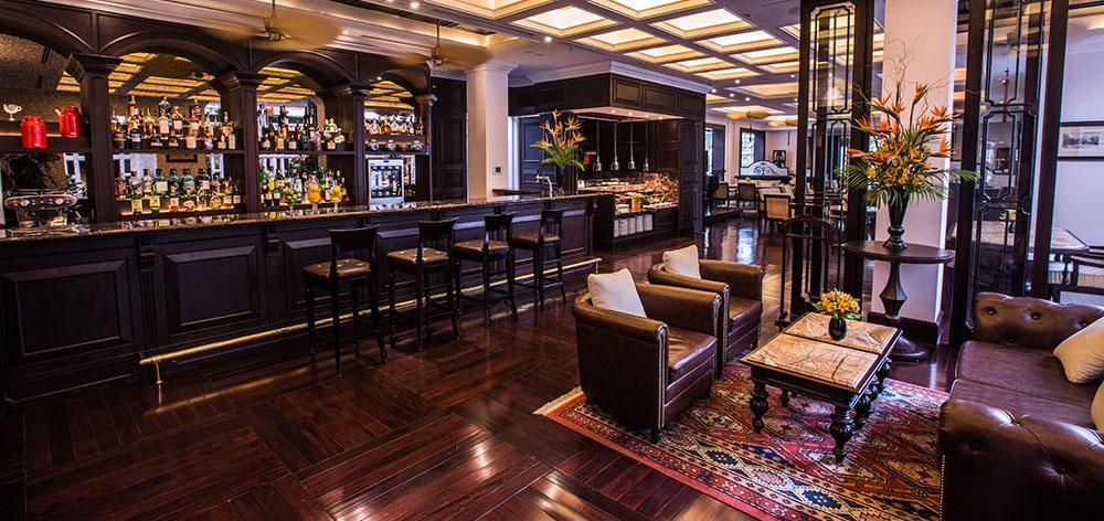 Le Club Bar Hanoi's Classiest House of Jazz at Sofitel Legend Metropole Hanoi