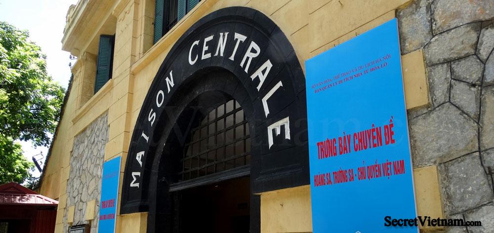 Maison Centrale Prison (Hoa Lo Prison)