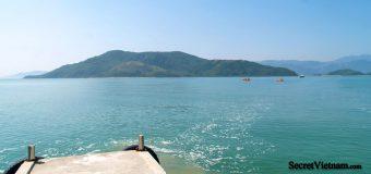 Nha Phu Bay, exploring Thi, Heo & Lao (Monkey) islands
