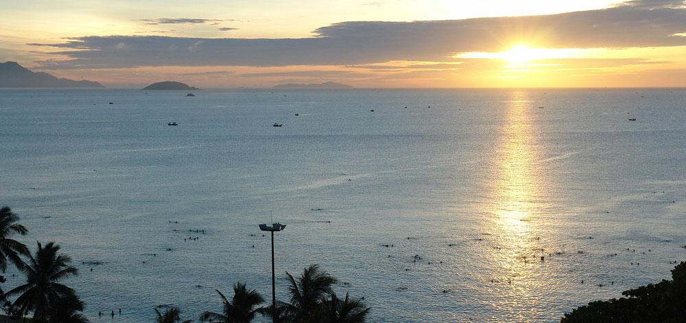 Nha Trang Bay, South Archipelago