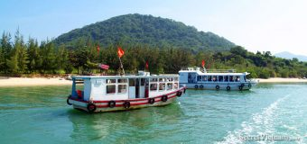 Nha Trang Boat Cruise Mun, Mot, Tranh, and Mieu islands