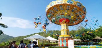 Outdoor games, Vinpearl Amusement Park