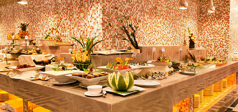 Spices Buffet Restaurant at Havana Nha Trang Hotel