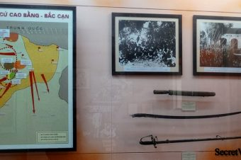 The Ho Chi Minh Trail Museum
