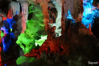 Thien Cung Cave, Paradise Cave, Heavenly Palace Cave