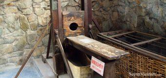 Tiger Cages Côn Đảo Prison in War Remnants Museum