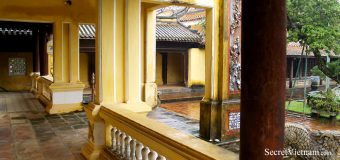 Tinh Minh Building, Imperial City Hue