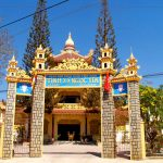 Tinh Xa Ngoc Minh Temple