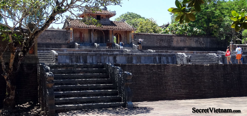 Tomb of King Thieu Tri