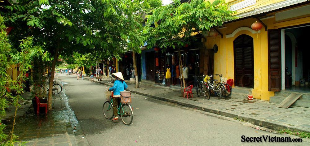 Tran Phu Walking Street