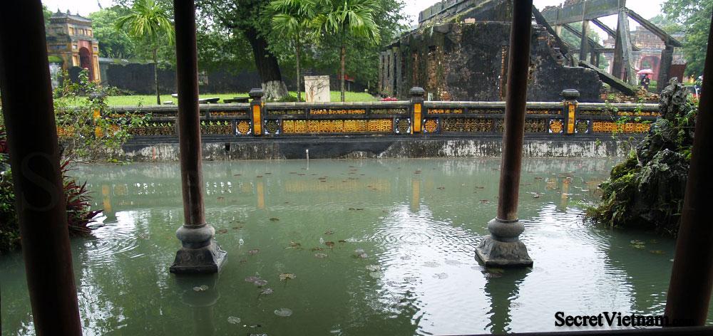 Truong Du Pavilion, Imperial City