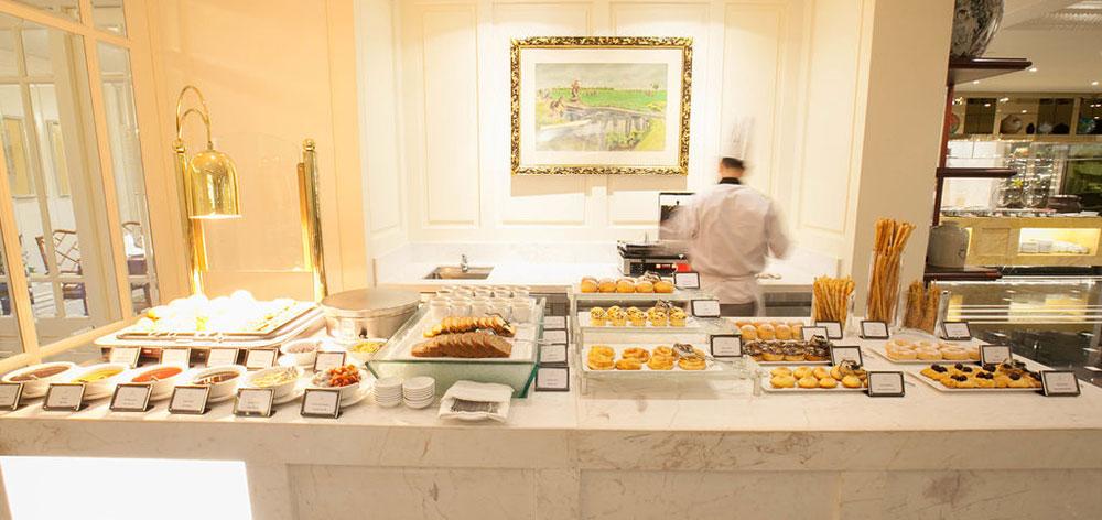 L'Artiste Restaurant Apricot Hotel