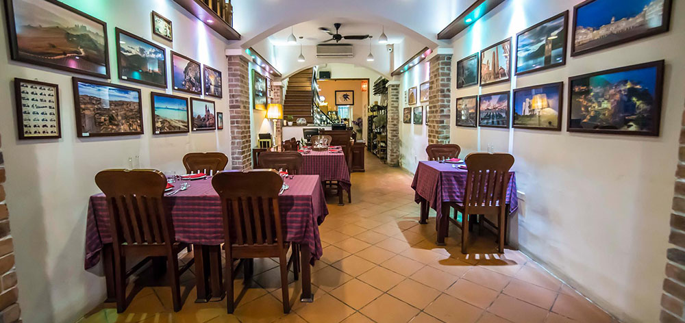 Luna d'Autunno Restaurant