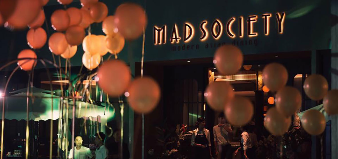 MAD Society - Modern Asian Dining