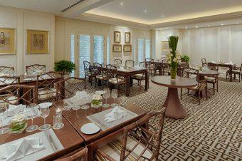 Palette Restaurant Apricot Hotel