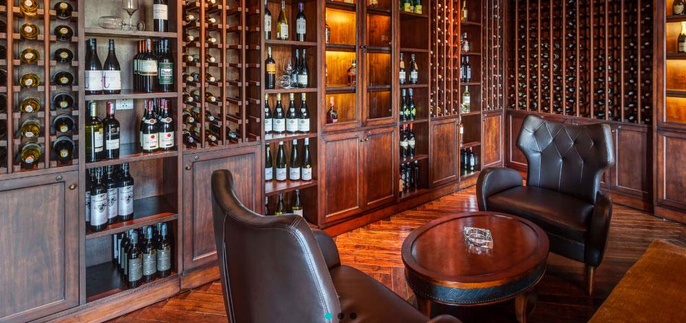 Salinda Lounge, Salinda Resort Phu Quoc Island