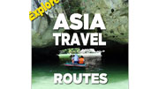 Asia Travel Routes