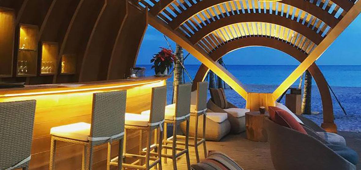 The Beach Bar, Fusion Resort Phu Quoc