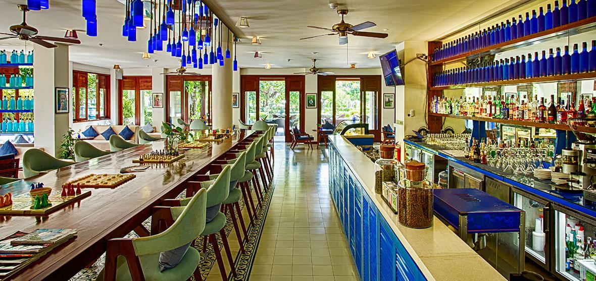 Blue Bottle Bar, Almanity Hoi An Wellness Resort