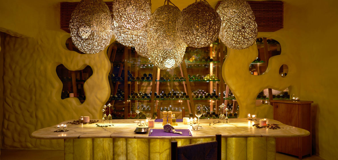 Dining by the Cellar, Six Senses Con Dao